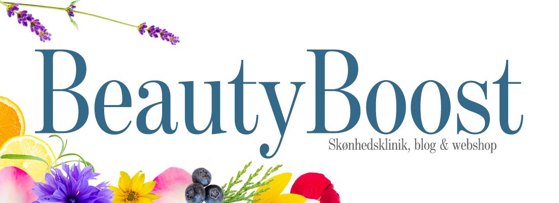 BeautyBoost by Anja Laursen Logo
