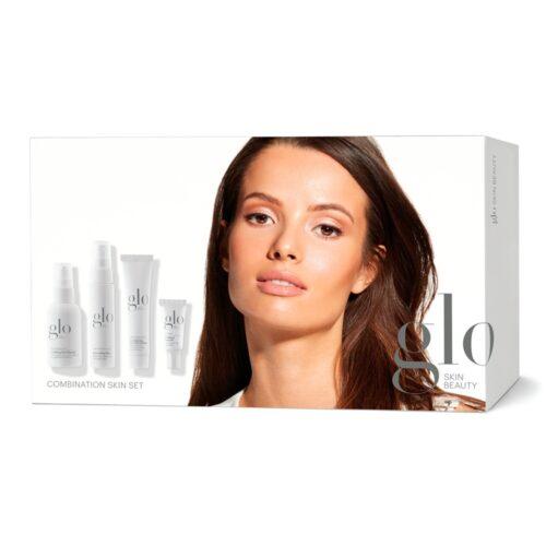 Glo Skin Beauty Skin Set Kombineret hud