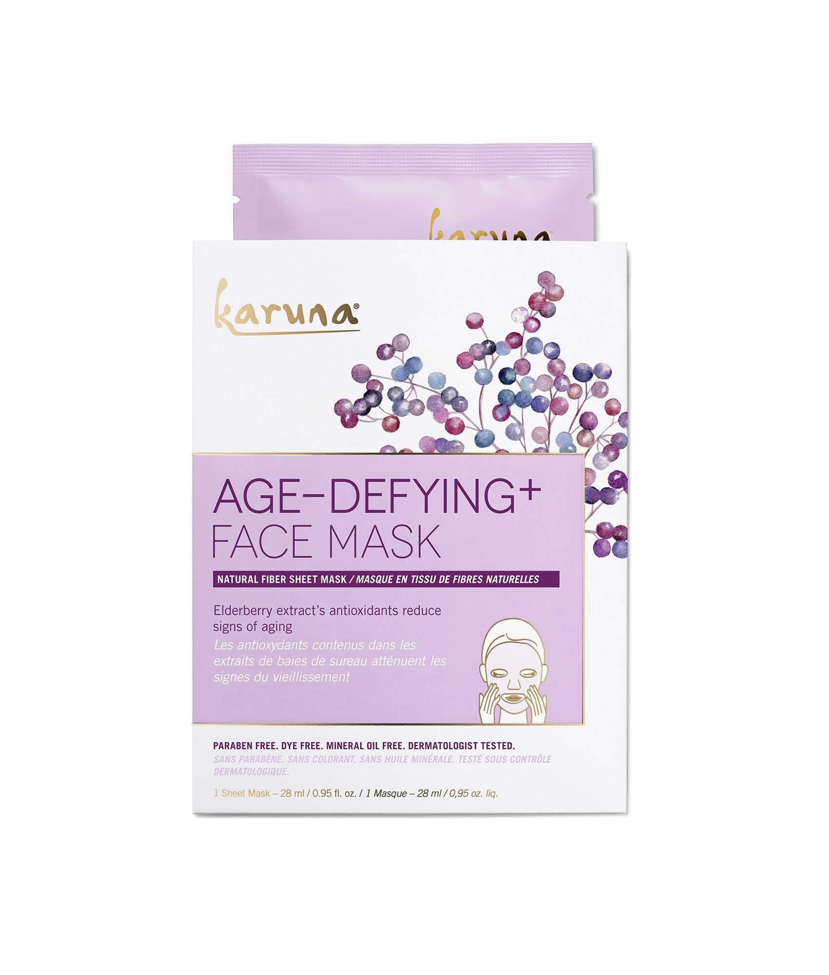 Karuna Age Defying+ Face Mask